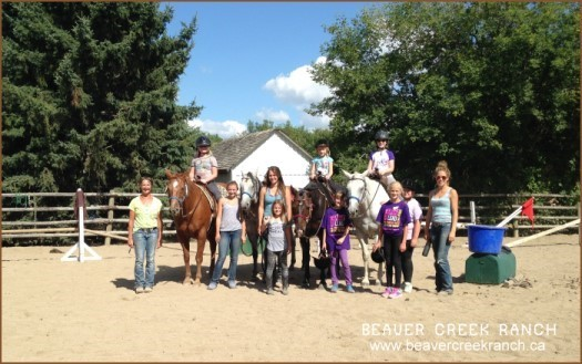 Beaver Creek Ranch - Girls In The Game Summer Camp