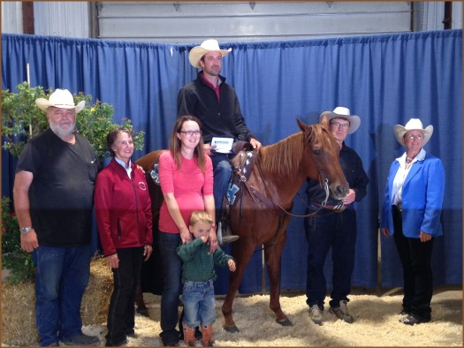 2015 Versatility Ranch Horse Competition