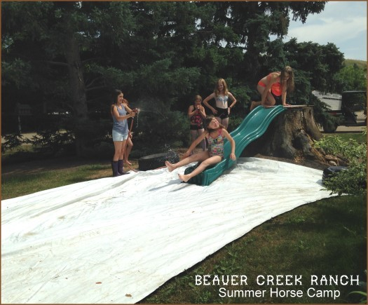Beaver Creek Ranch - Summer Horse Camp - Lumsden, SK