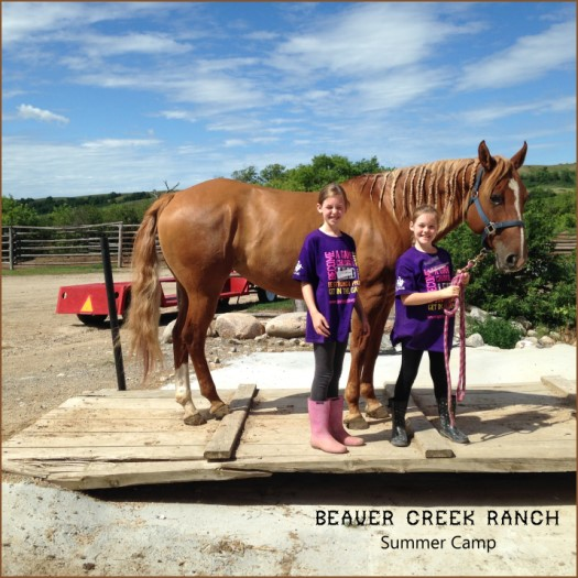 Beaver Creek Ranch - Summer Camp - Girls In The Game