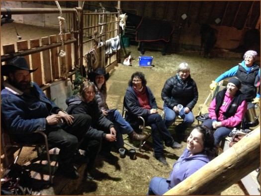 Beaver Creek Ranch - Lumsden, SK - Cowhorse Clinic