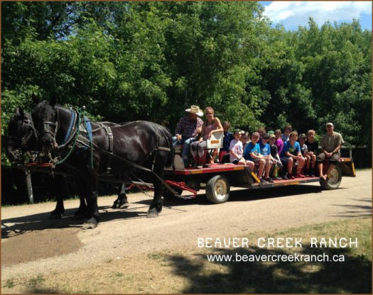 Beaver Creek Ranch - Hay rides - SK