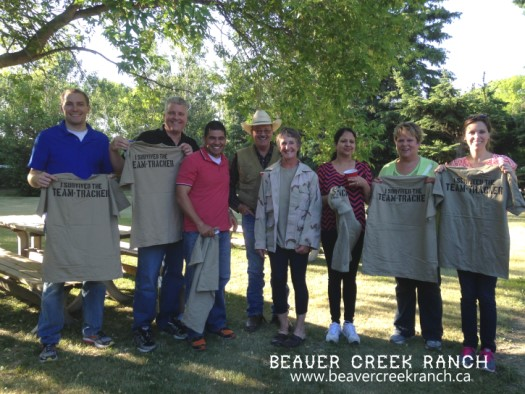Beaver Creek Ranch - Lumsden, SK - Team Tracker