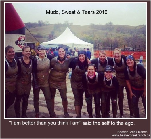 Mudd, Sweat and Tears at Beaver Creek Ranch 2016 - Lumsden, SK